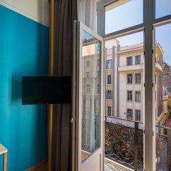 Отель Colors Urban Салоники балкон