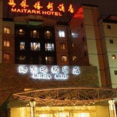 Maitark Hotel вид на фасад фото 2