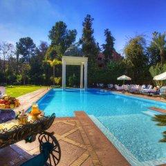 Hotel Marrakech le Tichka бассейн
