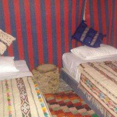Отель Ecolodge Ouednoujoum Марокко, Уарзазат - отзывы, цены и фото номеров - забронировать отель Ecolodge Ouednoujoum онлайн комната для гостей фото 2