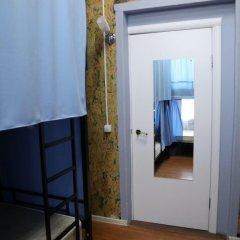 Хостел Travel Inn Выставочная Кровать в мужском общем номере с двухъярусной кроватью фото 6