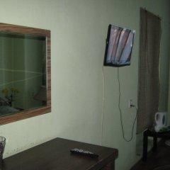 Апартаменты у Арбатских Ворот Улучшенный номер разные типы кроватей фото 7