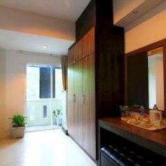 Отель Cool Residence 3* Стандартный номер разные типы кроватей фото 3