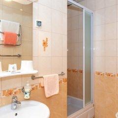 Апартаменты Гостевые комнаты и апартаменты Грифон Стандартный номер с двуспальной кроватью фото 12