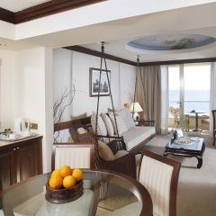 Golden Tulip Golden Bay Beach Hotel Ларнака комната для гостей фото 3