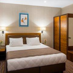 Гостиница Taurus City Львов комната для гостей фото 7