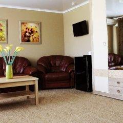 Гостиница Южная ночь 2* Люкс с различными типами кроватей фото 2