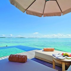Отель Ayada Maldives 5* Люкс с различными типами кроватей фото 11