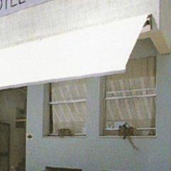 Hotel Fedora Rimini вид на фасад фото 2