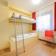 Hostel Hütteldorf Стандартный номер с различными типами кроватей фото 2