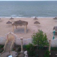 Отель Venice Castle Бердянск пляж фото 2