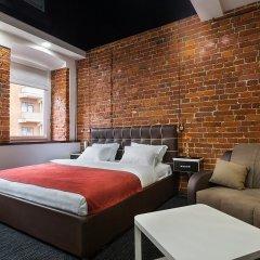 Hotel Kirpich 3* Представительский номер с различными типами кроватей