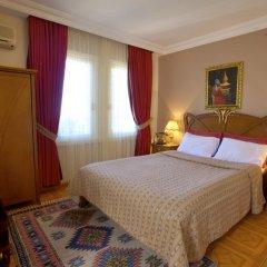 Отель Alzer 2* Стандартный семейный номер с различными типами кроватей
