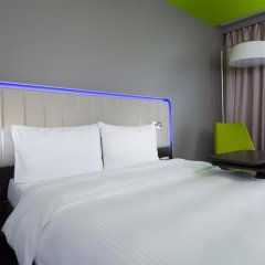 Отель Парк Инн от Рэдиссон Аэропорт Пулково 4* Улучшенный номер фото 4