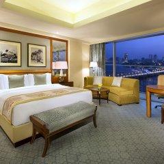 Отель The Nile Ritz-Carlton, Cairo комната для гостей фото 5