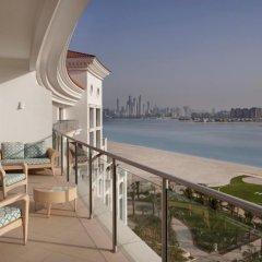 Отель Waldorf Astoria Dubai Palm Jumeirah 5* Люкс с различными типами кроватей
