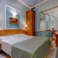 Hotel Amalfi 3* Стандартный семейный номер с различными типами кроватей фото 2