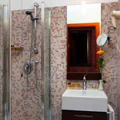 Hotel Alle Guglie ванная