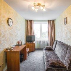 Гостиница Орбита Стандартный номер с двуспальной кроватью фото 40