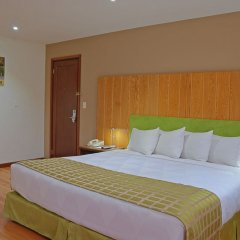 Отель Country Inn & Suites by Radisson, San Jose Aeropuerto, Costa Rica комната для гостей