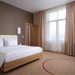 Гостиница Горки Панорама 4* Улучшенный люкс с различными типами кроватей фото 2