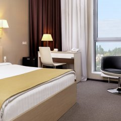 Гостиница City Sova 4* Номер Комфорт разные типы кроватей фото 2