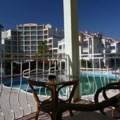 Отель Family Hotel Casa Brava Болгария, Солнечный берег - отзывы, цены и фото номеров - забронировать отель Family Hotel Casa Brava онлайн балкон