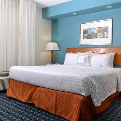 Отель Fairfield Inn & Suites Effingham комната для гостей фото 2
