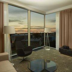 Отель Hilton Tallinn Park 4* Люкс с различными типами кроватей фото 2