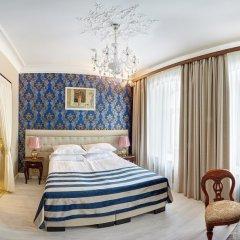 Бутик-Отель Росси 4* Улучшенный номер разные типы кроватей