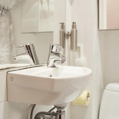 Апартаменты Na Konushennoy Apartment ванная