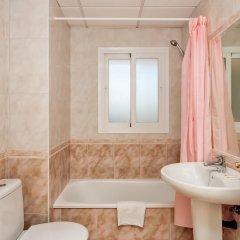 Отель Apartamentos Stella Maris Испания, Фуэнхирола - 1 отзыв об отеле, цены и фото номеров - забронировать отель Apartamentos Stella Maris онлайн ванная