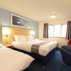 Travelodge London Central City Road Hotel Стандартный номер с 2 отдельными кроватями