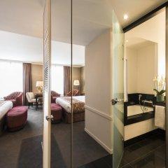 Hotel Dukes' Palace Bruges 5* Улучшенный номер с различными типами кроватей фото 4