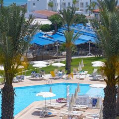 Myroandrou Beach Hotel бассейн фото 4