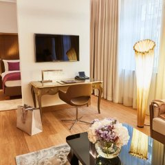 Hotel Vier Jahreszeiten Kempinski München 5* Полулюкс Делюкс с различными типами кроватей фото 4