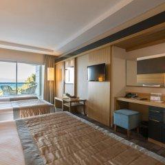 Boyalik Beach Hotel & Spa 5* Стандартный семейный номер фото 3