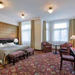 Отель Savoy 5* Номер Imperial с различными типами кроватей фото 4