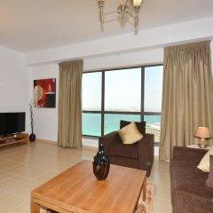 Отель Vacation Holiday Homes - Jumeirah Beach Residences комната для гостей фото 6