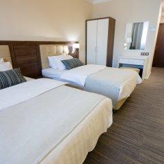 Гостиница Луч 3* Номер Бизнес с разными типами кроватей фото 4