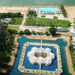 Отель Ambassador City Jomtien Pattaya (Ocean Wing) На Чом Тхиан бассейн