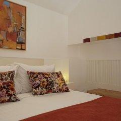 Grande Hotel do Porto 3* Стандартный семейный номер с двуспальной кроватью