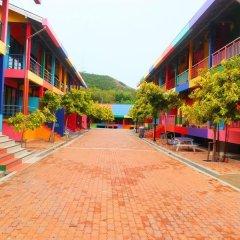 Отель Xanadu Beach Resort парковка