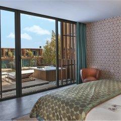 Отель Maxx Royal Kemer Resort - All Inclusive 5* Люкс-дуплекс с двумя спальнями Maxx laguna с различными типами кроватей фото 6
