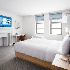 Отель Club Quarters Midtown -Times Square 4* Улучшенный номер с различными типами кроватей