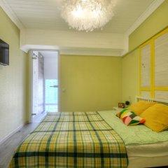 Гостиница Двухуровневый Лофт на Автозаводской / Lucky Star Апартаменты с двуспальной кроватью фото 8