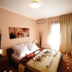 Отель Kassandra Village Resort 4* Люкс с различными типами кроватей