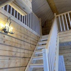 База Отдыха Forrest Lodge Karelia Улучшенный шале с разными типами кроватей фото 3