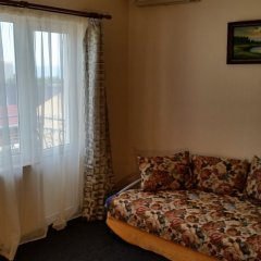 Гостевой дом Райский уголок Апартаменты с различными типами кроватей фото 5