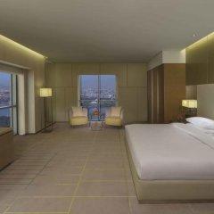 Отель Hyatt Regency Dubai Creek Heights 5* Представительский номер с различными типами кроватей фото 2